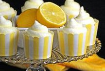 Yumm ... LEMONS ... When Life Gives You Lemons / by Pamela Shipp Avery