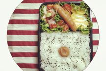* lunch box ♡ / 彼弁当ですっ♩