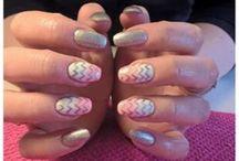 Rachel's nails