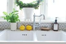 White kitchen / Inspiration for my new kitchen...