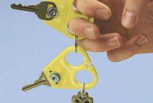 Dispositivo para adaptar nas chaves