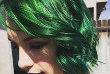 Alternative girls - hair inspirations