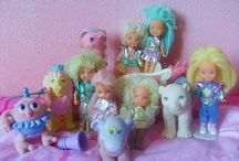 Childhood memories / Pics of the toys of my childhood  / by Carmy Graham-Williams