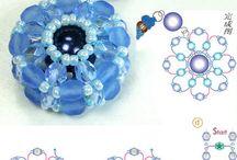 tvoříme z korálků-drátěné šperky