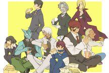 Anime and ships