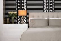 Hotel-Style & Cozy: bedroom,bath,living room / by Ronna R.R.S.