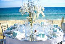 Il matrimonio al mare/ Beach wedding / Tante idee e ispirazioni per chi decide di sposarsi sulla spiaggia o comunque al mare! / Ideas for an amazing beach wedding/