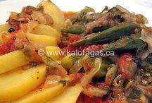 Greek dishes_kalofagas
