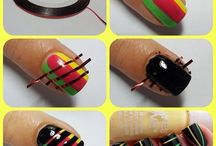 Naild it! / Nail art ideas colours and teqniques
