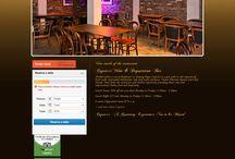 Website that focus on italian food / Website that focus on italian food