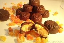Bombones rellenos caseros / las mejores recetas: http://golosolandia.blogspot.com.es/2013/05/bombones-de-chocolate-rellenos-caseros-receta-casera.html