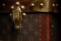 Louis Vuitton  / Trunk, luggage, and special edition.