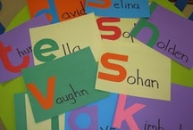 Learning Our Names  (Preschool) / by Kim Riggleman