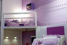 Diseño de habitaciones de niñas