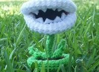 crochet Mario Bross