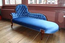 Upholstery / Stofferen