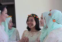 Wedding Clip Hesti & Adit