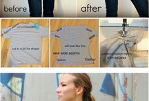 recykl. oblečení
