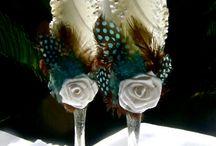 Glass designs /