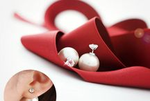 MAPSY Jewelry - Earrings / Korean Jewelry Accessory