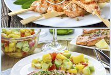 Recepty s lososem / Připravte si podle našich receptů něco dobrého z lososa