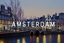 Amsterdam / Originele Overnachtingen in Amsterdam
