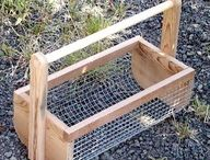 DIY projects for Gardeners / by Sow and So