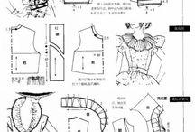 Sewing patterns / by David Crowe