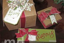 Stampin' Up! - Boxes