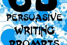Persuasive Text Ideas