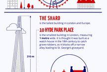 UK London / by Hannah T Parker