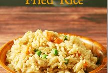 Rice and pastas