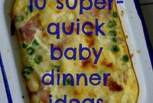 DIY baby food!♡