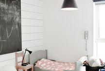 Ilonan ja Iiriksen huone