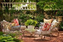 back deck / by Malissa Hargrove Byrd