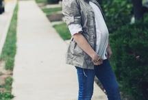 Pregnancy Fashion / by Amanda Fanning