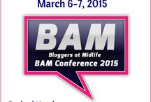 Writer/Blogger Conferences / Which conferences to attend. What you can expect to learn. What you should take. How much they cost and lots more, especially about BAM (Bloggers at Midlife) Conference in Nashville March, 2015. / by Teresa (nanahood.com)