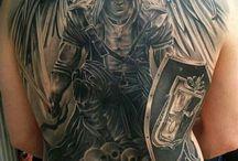 Tatuagens de guerreiro