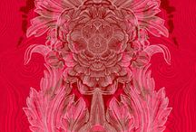 Luxurious Textiles / by Orions Objects