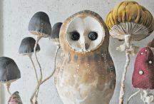 Πουλιά-Bird puppets