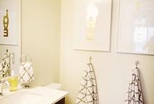 others pretty insides - bathroom / by Amanda 'Jungjohan' Feste