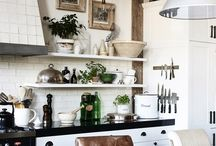 Dream Kitchen / by Julie Andrews