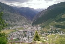 Gurschenalp / The place to visit for a great view!