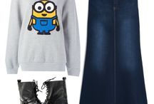 Polyvore / Outfits I made on polyvore  / by Caylee Just Caylee