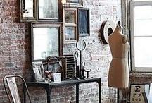 wall hanging displays