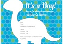 Baby Shower Invites / by Liz Bobis