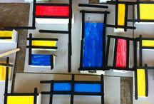 Kids auction art project