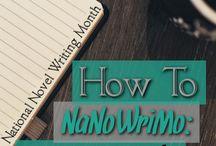 Écriture. / Storytelling // Articles en vrac pour apprendre à mieux écrire.