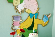 Un-Birthday Tea Party! / Follow Jersey down the rabbit hole to her wonderland....