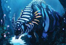 phantastische Tierwesen